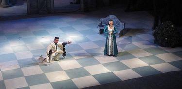 Ópera Iolanta, de Tchaikovsky