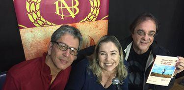 Katy Navarro entrevista Rodrigo Moreira e Márcio Paschoal