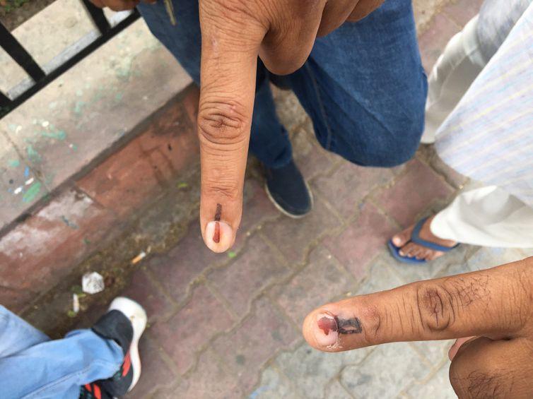 Índia tem mais uma etapa das eleições gerais. Os indianos vão decidir quem serão os membros do Parlamento, que, por sua vez, escolherão o novo primeiro-ministro