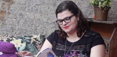 Escritora Emiliana Rosa