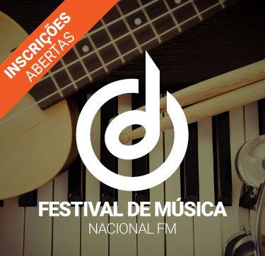 Banner Festival Nacional FM - destaque especial