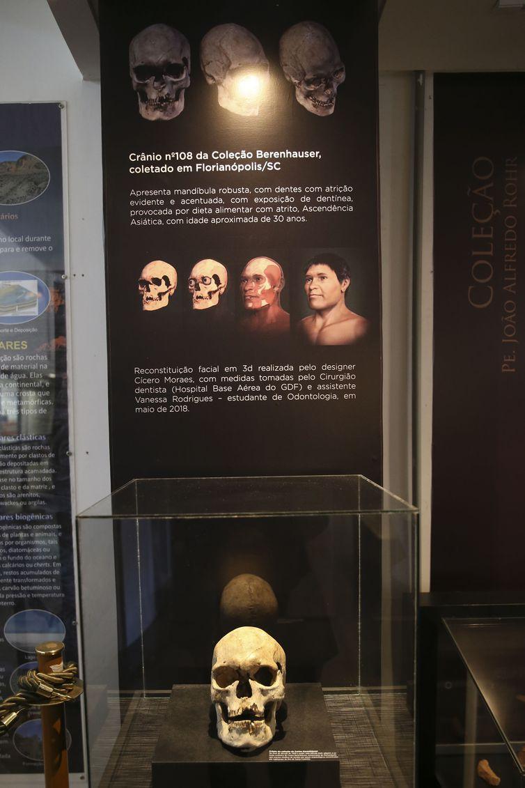 Mostra sobre a diversidade cultural na pré-história, no Brasil aborda elementos do patrimônio arqueológico do Distrito Federal.