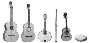 Instrumentos de choro