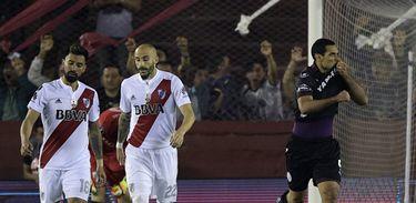 Lanús 4 X 2 River Plate