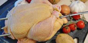 Frango mais saudável: Menos gordura e mais carne
