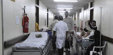 Atendimento hospitalar
