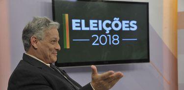 João Goulart Filho no EBC Entrevista