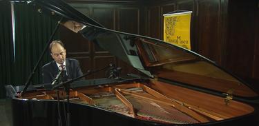 Pianista José Carlos Vasconcellos presta tributo a Chopin