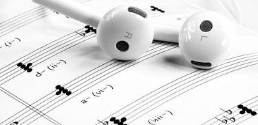 Música e partitura