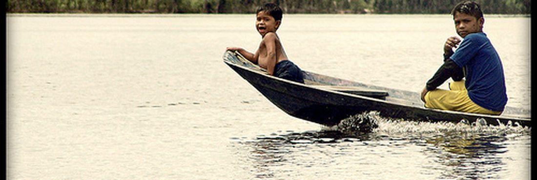 Rio Amazonas é declarado uma das sete maravilhas naturais do mundo