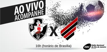 Vasco x Athletico-PR