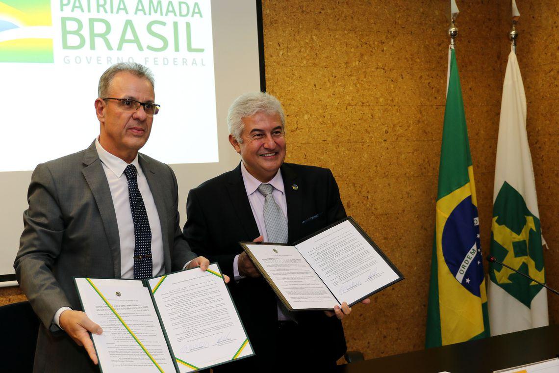 Assinada portaria sobre pesquisa e desenvolvimento em mineração