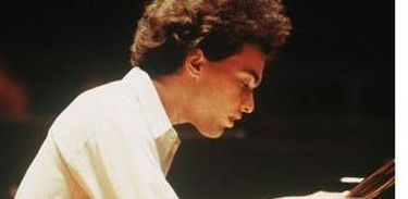 Pianista russo Evgeny Kissin