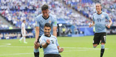 Uruguai X Rússia
