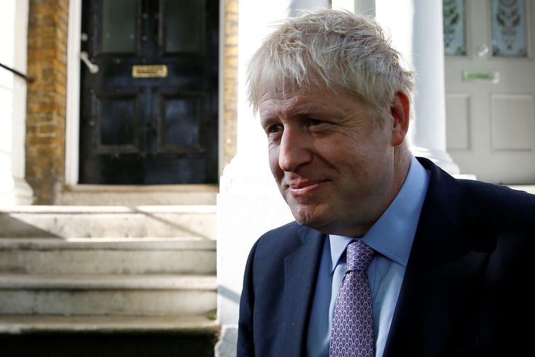 Boris Johnson, Inglaterra REUTERS/Henry Nicholls
