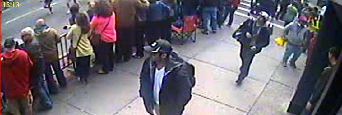 Suspeito do atentado em Boston