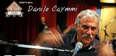 Danilo Caymmi é o entrevistado do Armazém Cultural
