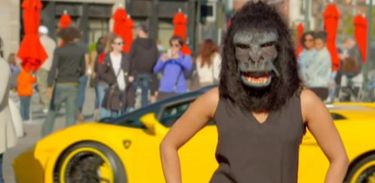 Elas estremecem o mundo da arte: as Guerrilla Girls