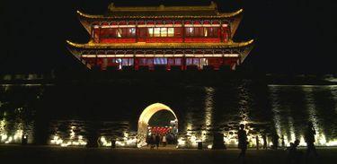 A arquitetura milenar chinesa impressiona