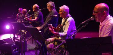 Durante a apresentação, músicos destacam histórias da carreira