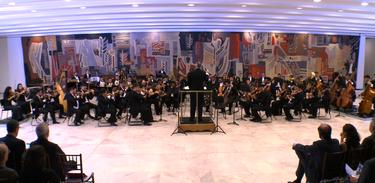 Orquestra Filarmônica de Goiás executa obras dos compositores brasileiros Edino Krieger e Cláudio Santoro