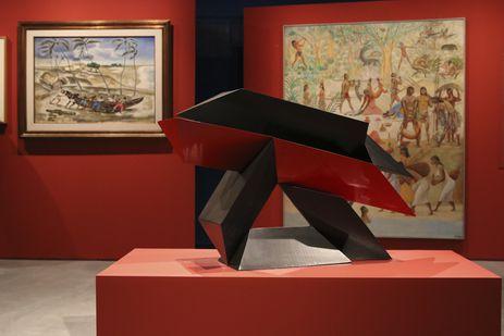 Exposição Contemporâneo, sempre, Coleção Santander Brasil