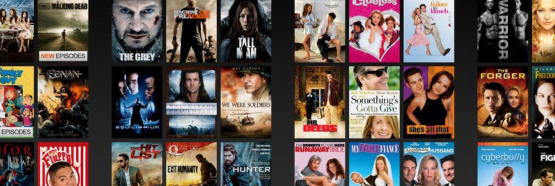 filmes na internet