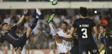 Santos 2 x 1 Fluminense