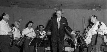 Heitor Villa-Lobos, em junho de 1952.