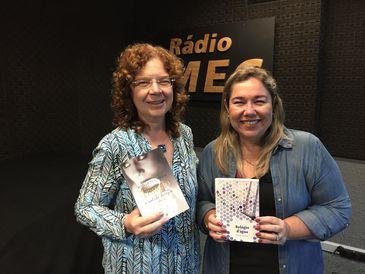 Sonia Peçanha e Katy Navarro