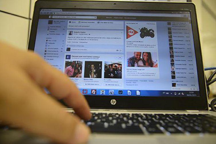 - Consumidor critica limitação à internet -  strong Arquivo/Agência Brasil /strong