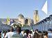 Aparecida (SP) - Devotos de Nossa Senhora Aparecida comparecem ao Santuário Nacional no dia da Padroeira do Brasil (Thiago Leon/Santuário Nacional)