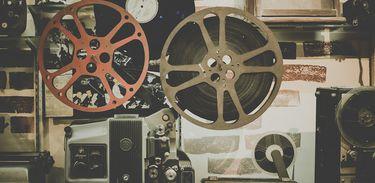 Projetor de cinema