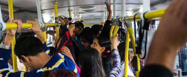 Assédio sexual em ônibus