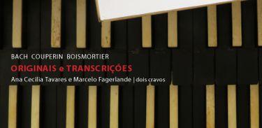 Capa de CD Originais e Transcrições