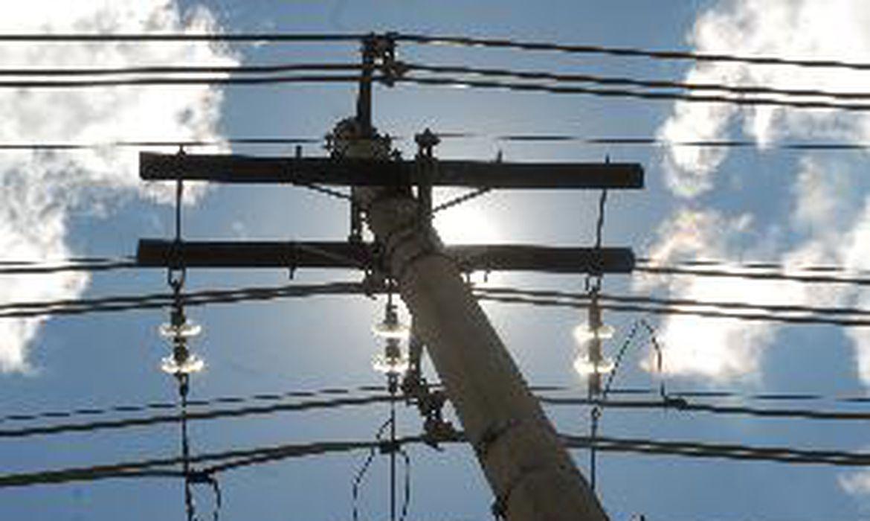 Linhas de transmissão de energia