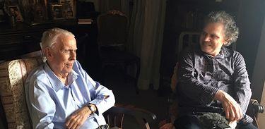 Paulo Bonfim e Arrigo Barnabé