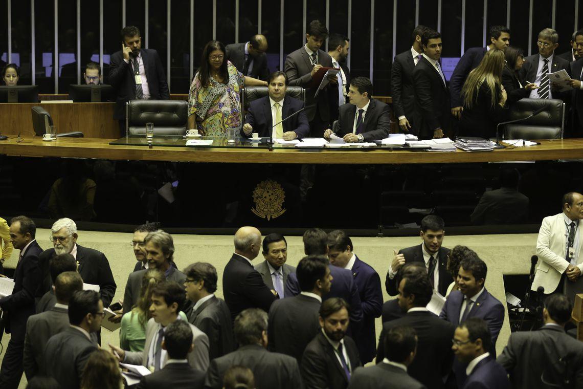 A votação da MP 845, que cria o Fundo Nacional de Desenvolvimento Ferroviário (FNDF), foi adiada na Câmara.