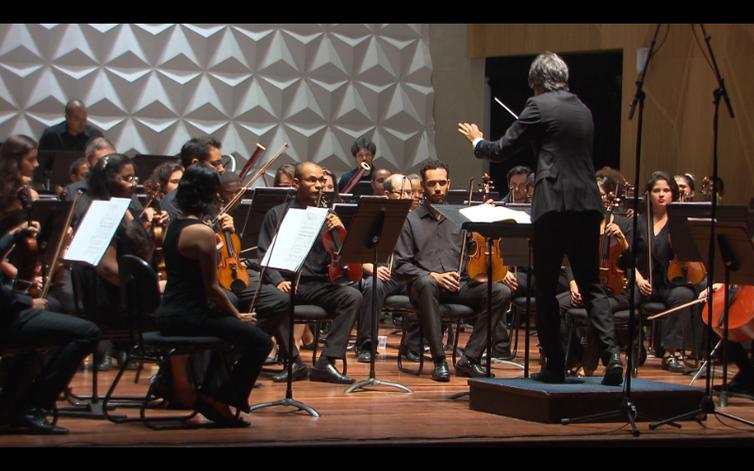 Orquestra Sinfônica da UFRJ se apresenta na Partituras
