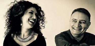 Raquel Cepeda e Marvio Ciribelli