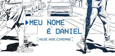 """Documentário """"Meu Nome é Daniel"""" mostra a rotina de cineasta com deficiência"""