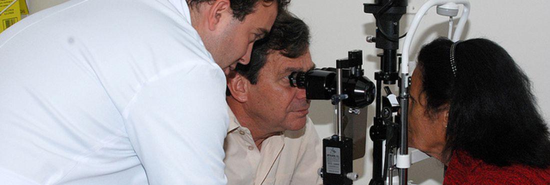 Cegueira poderia ser evitada em em cerca de 80% dos casos.