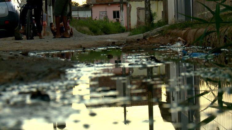 Falta de saneamento dificulta combate ao Aedes Aegypti e ao vírus Zika