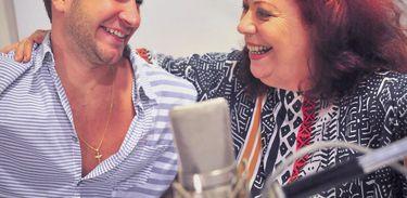 A cantora Beth Carvalho é a homenageada desta semana do quadro Canto do Leo
