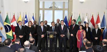 Chanceleres Grupo de Lima