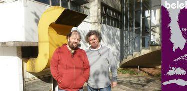 Marcelo Pretto e Arrigo Barnabé