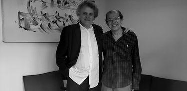 Arrigo Barnabé e Paulo Costa Lima