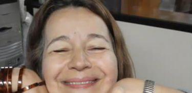 Tia Leninha, produtora da radionovela