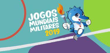 logo EBC Jogos Mundiais Militares 2019