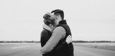 Quem não gosta de um bom abraço?